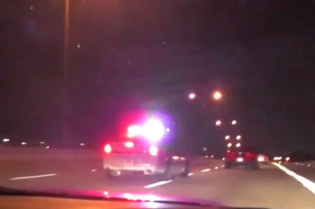 TX Officer Allegedly Lets 225 km/h Street Racer Go With a Warning