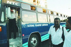 NTC: 100 buses to December