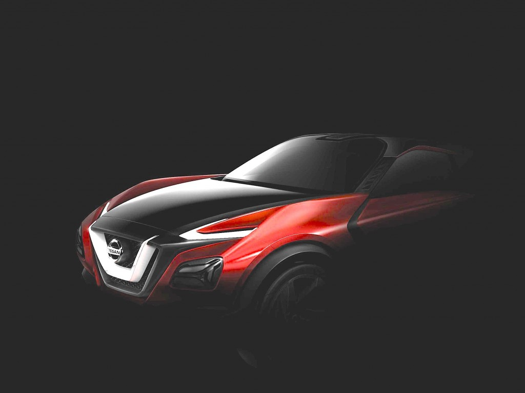 Nissan Drops Teaser of a New Crossover Concept
