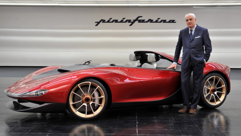 Mahindra Reportedly Negotiating to Buy Pininfarina