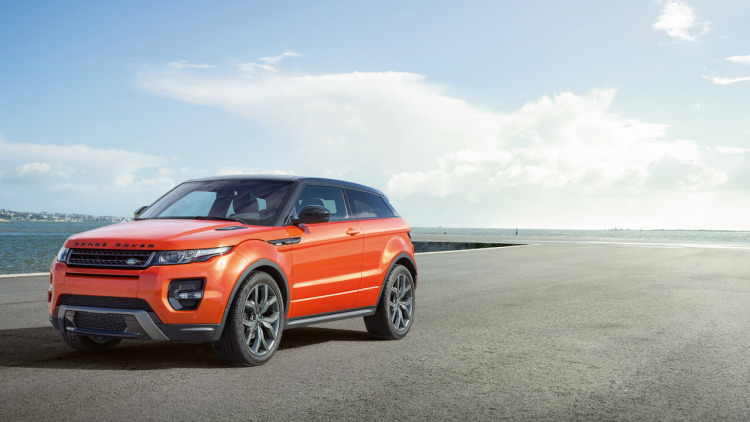 Range Rover Sport Coupe Planned As BMW X4 Fighter