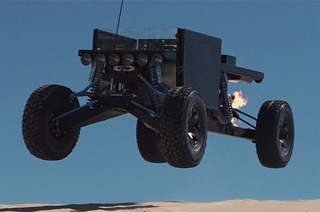 Watch the Birth of the Reboot Buggy