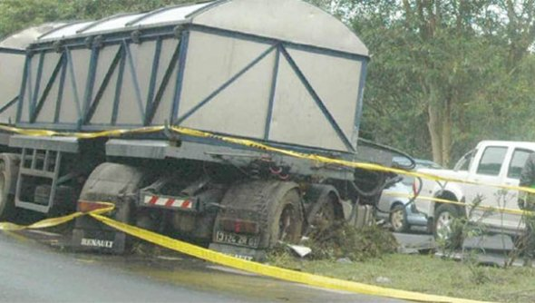 The Driver Had Already Caused the Policeman Death