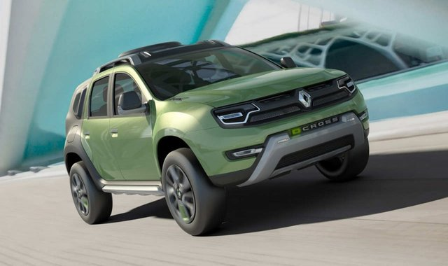Dacia (Renault) Duster facelift to be Unveiled at the Frankfurt Motor Show