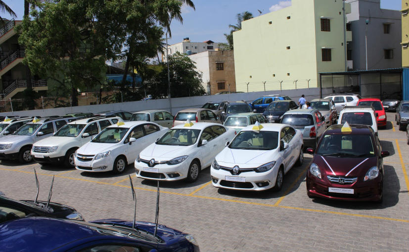 'Renault Selection' Used Car Dealership Opened In Bangalore