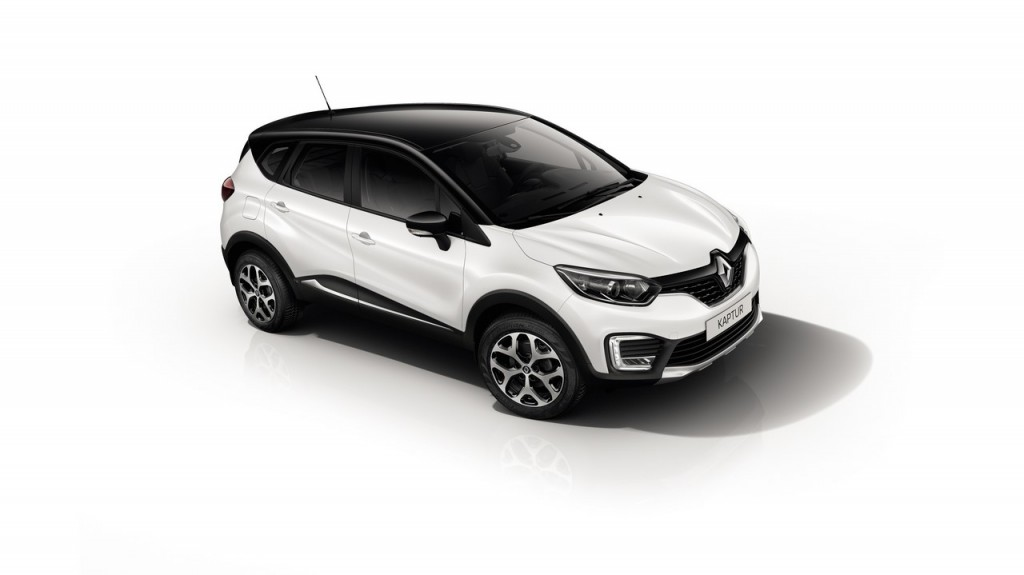 India-Bound Renault Kaptur Available To Order Online In Russia