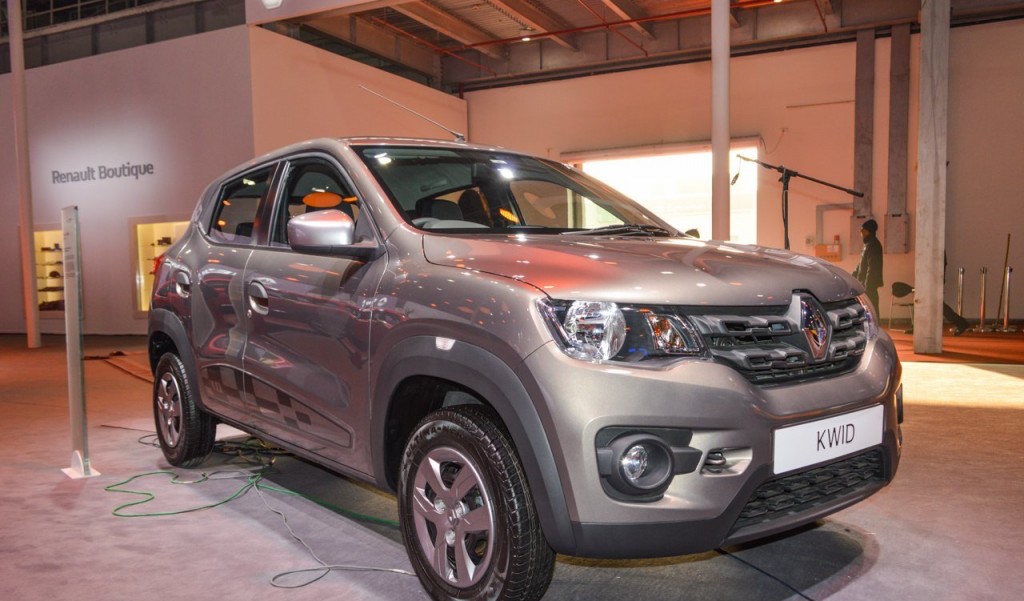 Mauritius Is First Export Market for Renault Kwid