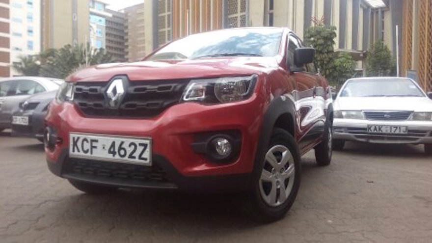 Renault Kwid Spotted In Kenya, To Be Launched This Year