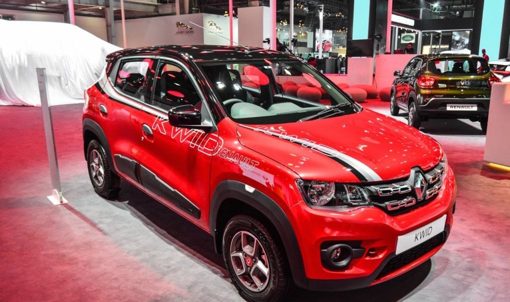 India-Made Renault Kwid Confirmed For South Africa