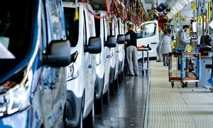 Renault Will Build Nissan Van at French Plant