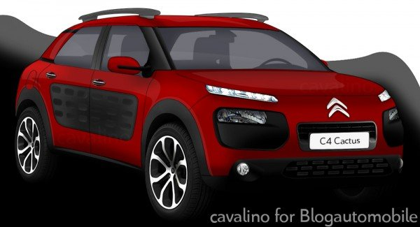 how do you like the citroen c4 cactus crossover localized. Black Bedroom Furniture Sets. Home Design Ideas