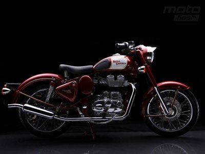 Royal Enfield wants to rival with Harley-Davidson and Triumph
