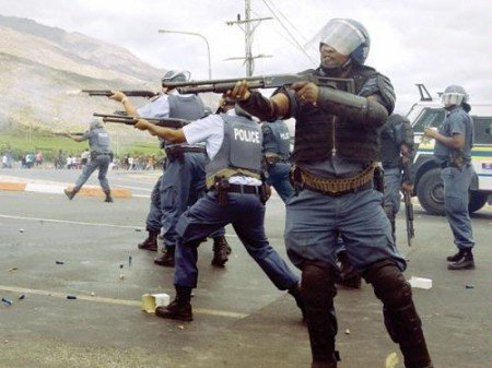 Labor Unrest In South Africa