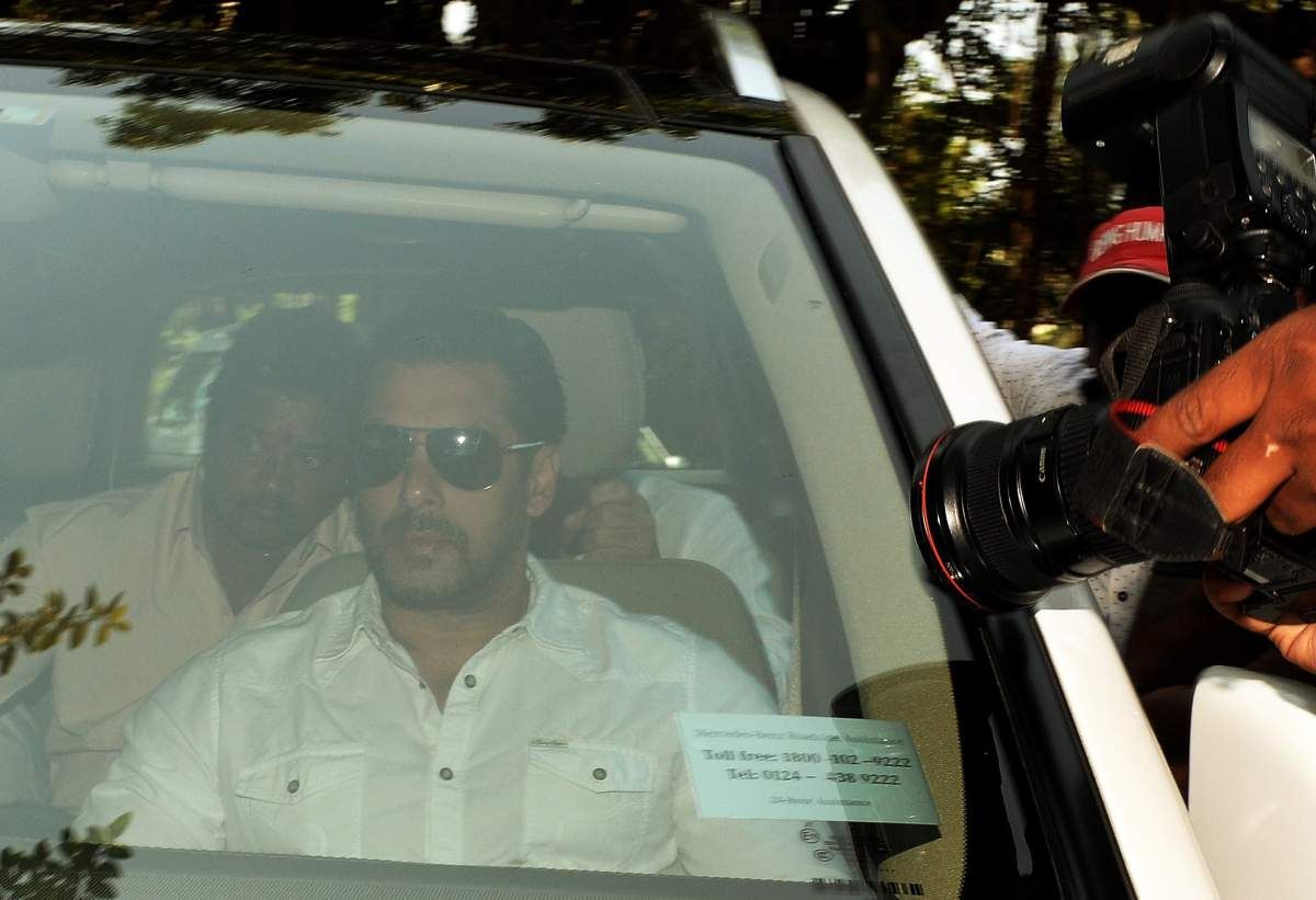 Bollywood star Salman Khan Gets 5-Year Sentence for Hit and Run, After 13-Year Trial