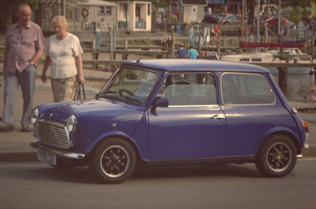 Classic Rover Mini Is A Passion-Inspiring Plaything