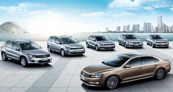 Volkswagen Developing Three New Cars for The Chinese Market