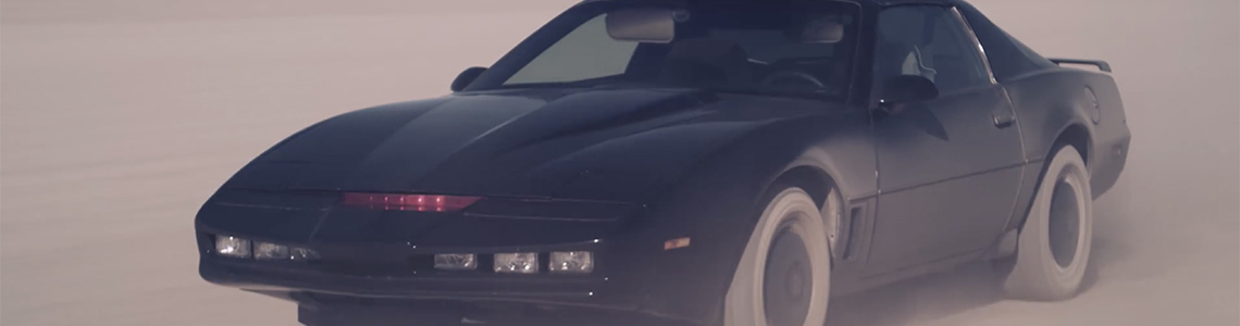 KITT Rides Again in Knight Rider Heroes Trailer