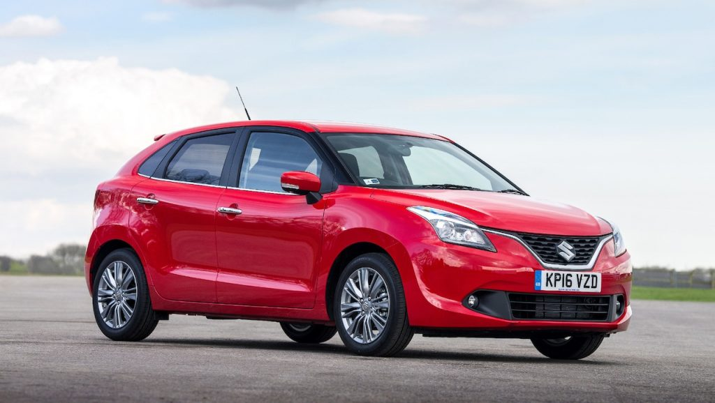 India-Made Feature-Rich Suzuki Baleno With SHVS To Launch In U.K. On June 1