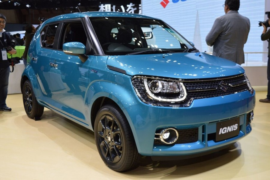 Suzuki Ignis to Launch in 2017 in Italy