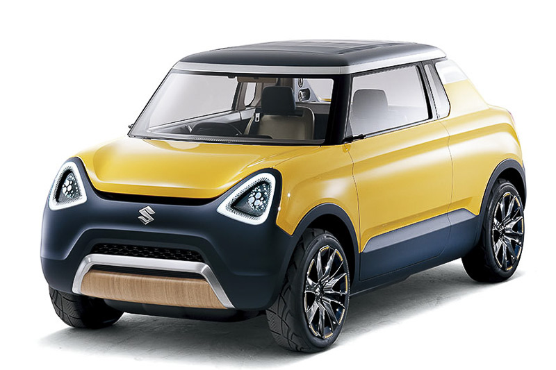 Suzuki Mighty Deck Concept Announced for Tokyo Motor Show
