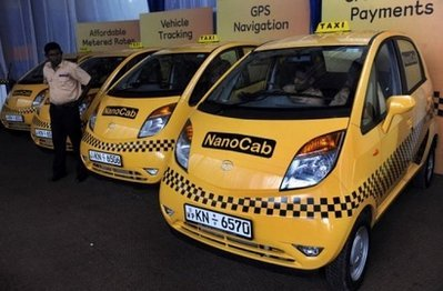 Tata Nano taxi enters Sri Lanka; Does it hurt the brand?