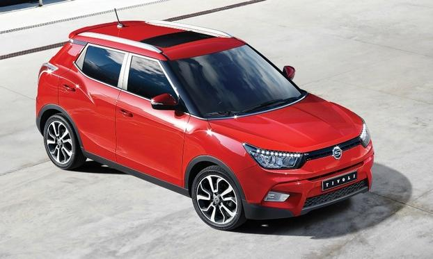 SsangYong Adds Diesel, AWD To Tivoli SUV