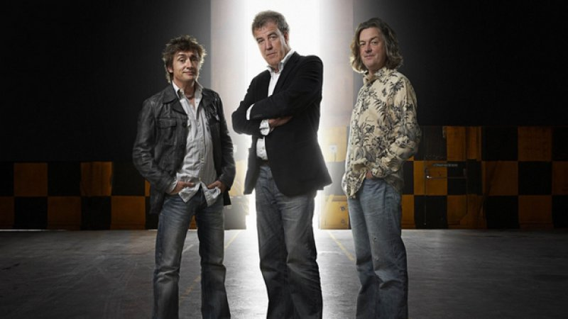 Top Gear Trio Get Streaming Show on Amazon Prime, Starts 2016