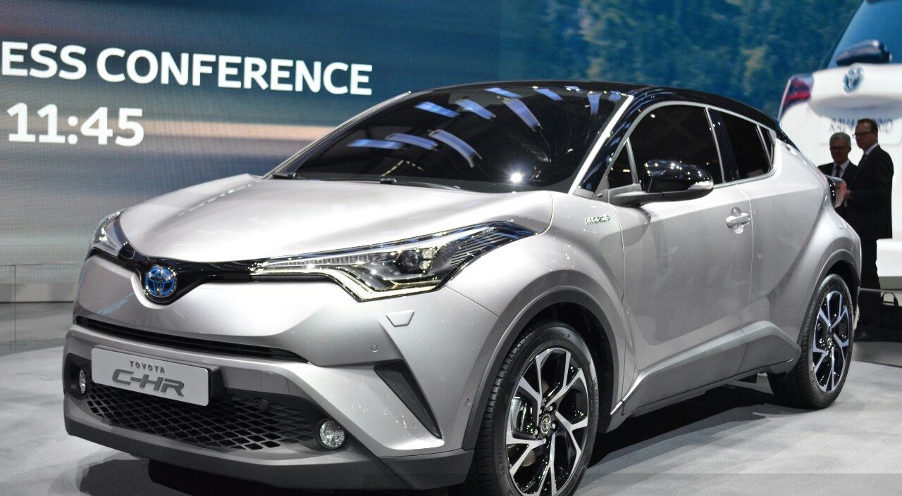 Toyota C-HR To Be Launched Towards Year-End