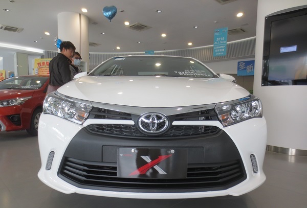 Toyota Corolla Altis X Goes On Sale In Some Global Markets