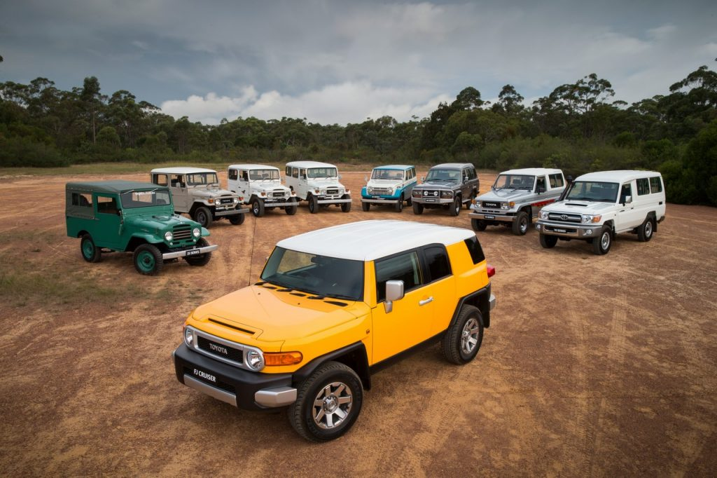 Toyota FJ Cruiser Production Ends In August