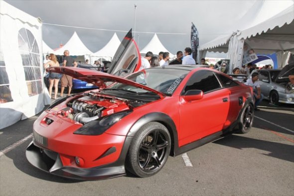 Mauritius Tuning Show Localized