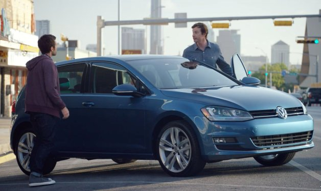 Volkswagen and Funny or Die Take Humorous Spin in 2015 Golf