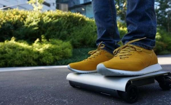 Pocket-Sized Personal Transporters Could Soon be Seen on the Streets of Tokyo
