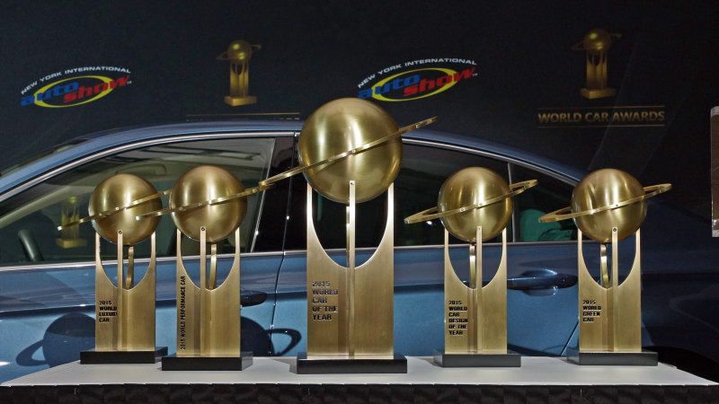 World Car Awards Name Three Finalists Across Five Categories