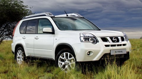 Nissan X-Trail 2011 design