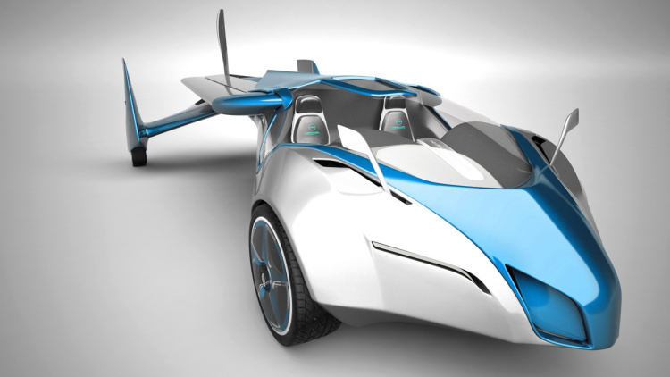 AeroMobil Plans Consumer-Ready Flying Car in 2017, autonomous to follow