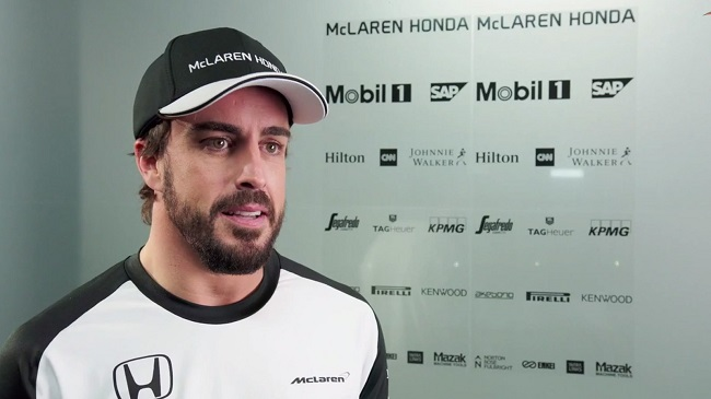 Fernando Alonso Expects to Retire after McLaren-Honda
