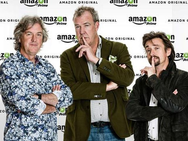 Breaking: Clarkson, Hammond, And May Reveal The Name Of Their Amazon Show