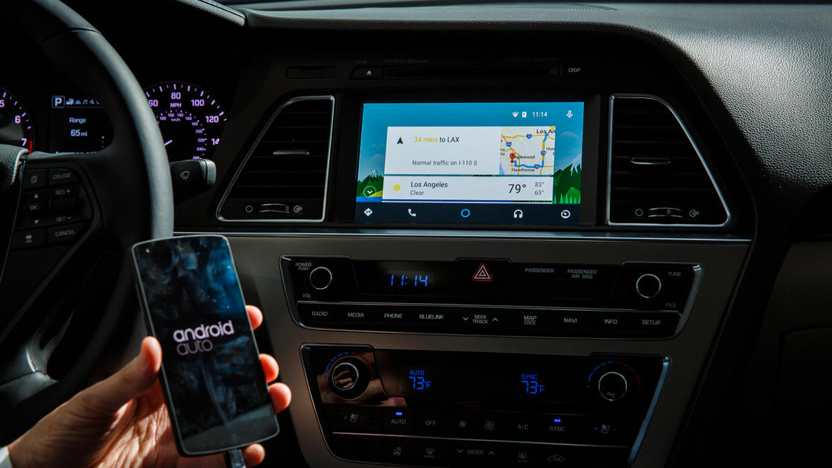 What Driving Data is Android Auto Collecting From Us?