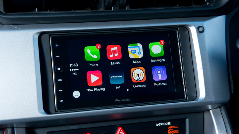 What Apple's iPhone Fight With the FBI Means for Car Privacy