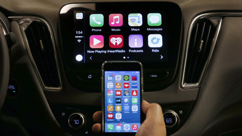 Apple Maps May Offer Route Based on Cell Signal Strength