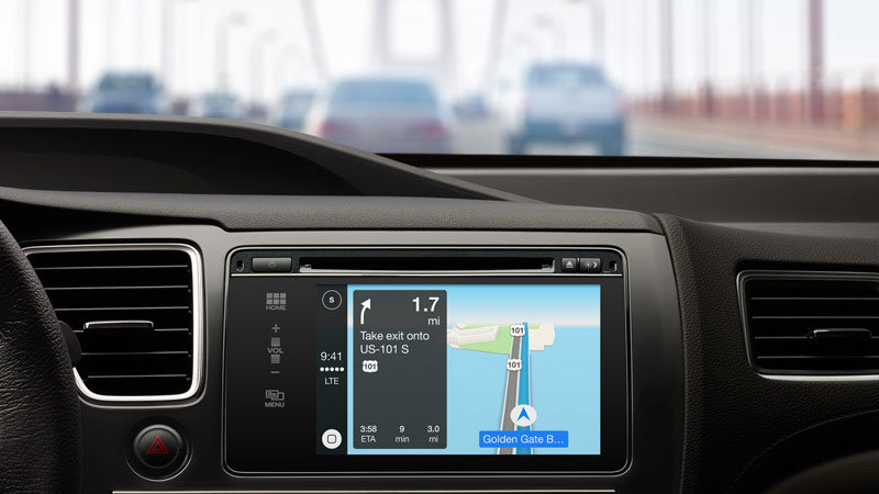 Apple Files Patent for 'Humanized' Navigation System