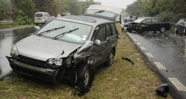 Road Accidents: The Number Of Cases Increased