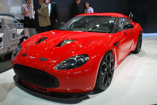 Aston Martin Sees 25% Of Future Global Sales Coming From Asia