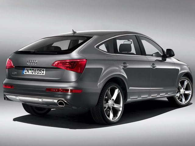 Upcoming Audi Q6 Comes Back Into Focus Localized