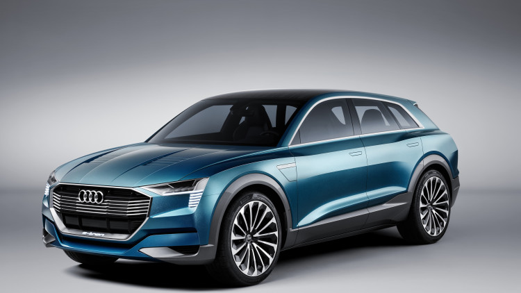 Audi Looking for Tesla-Style, Non-Traditional Way to Sell EVs
