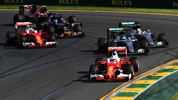 Race Recap: 2016 Australian F1 Grand Prix A Rowdy Start To Season