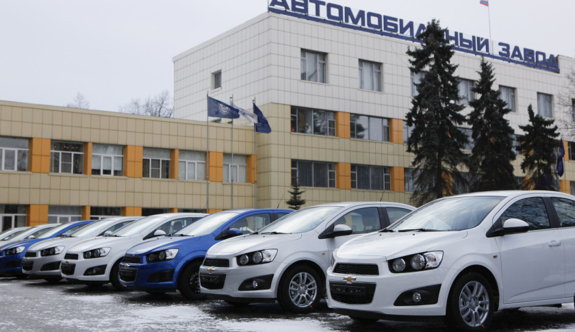 Russia Approves $166 Million in Subsidies for Car Plants