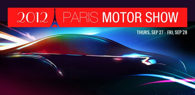 Concepts From 2012 Paris Motor Show