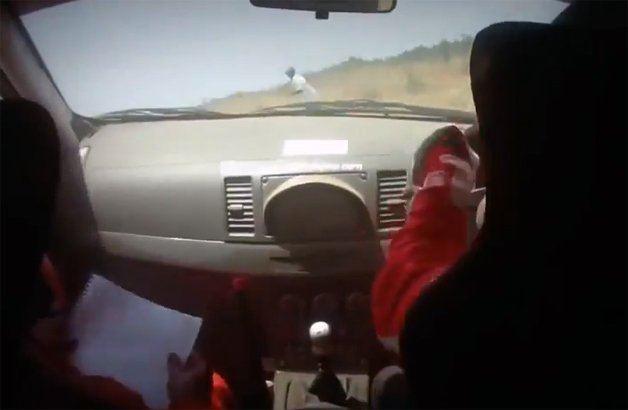 The Worst Rally Driver You've Ever Seen